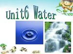 Unit6 Water