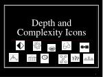 Depth and Complexity Icons