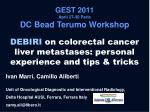 Ivan Marri, Camillo Aliberti  Unit of Oncological Diagnostic and Interventional Radiology,
