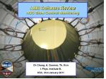 AMS Software Review ACC Slow Control Monitoring