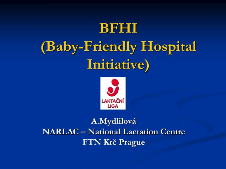 bfhi baby friendly hospital initiative n.