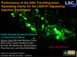 Eighth Edoardo Amaldi Conference on Gravitational Waves