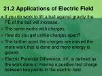 21.2 Applications of Electric Field