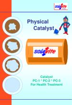 Catalyst PC-1 * PC-2 * PC-3 For Health Treatment