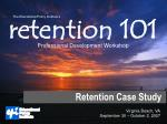 retention 101