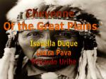 Cheyenne Of the Great Plains
