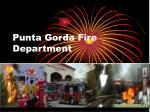 Punta Gorda Fire Department