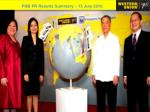 PNB PR Results Summary  – 15  July 2010