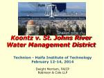 Koontz v. St. Johns River Water Management District