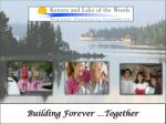 Building Forever …Together