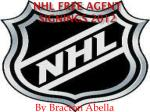 NHL free agent signings 2012