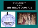 The Quest and The Hero's Journey