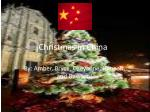 Christmas in China !