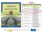 Part II Instruction-Set Architecture