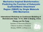 International Workshop on Continuum Modeling of Biomolecules Sept. 14-16, 2009 in Beijing, China