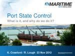 Port State Control