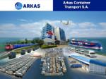 Arkas Container Transport S.A.