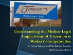 17 th Annual Tennessee Workers compensation educational conference