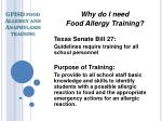GPISD food Allergy and Anaphylaxis training
