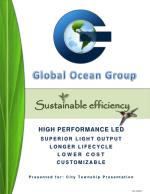 HIGH PERFORMANCE LED SUPERIOR LIGHT OUTPUT LONGER LIFECYCLE LOWER COST CUSTOMIZABLE