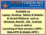 Procedure To Install Star Token-NG on