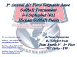 3 Game Guarantee $175.00 per team Team Awards 1 st – 2 nd Place HR Derby - $10
