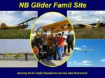 What goes on at the Gliding Site on an average day?