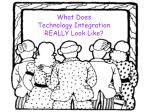 What Does  Technology Integration REALLY Look Like?