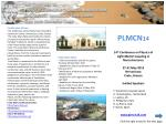 Important dates  2nd announcement and call for papers:   Thursday 20 December 2012