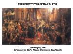 The Constitution Of May 3, 1791