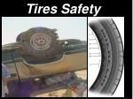 Tires Safety
