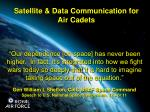 Gen William L Shelton, CinC USAF Space Command Speech to U.S. National Space Symposium, 12 Apr 11