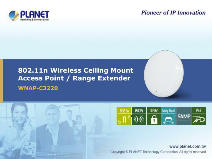 802 11n wireless ceiling mount access point range extender n.