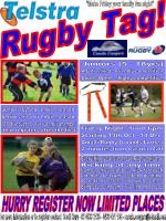 Rugby Tag!