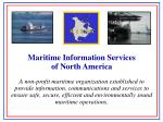 Maritime Information Services of North America