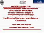 Projet ANRS 12108 : AppCam (CEPN Paris Nord/ FMSB-UYI - FPAE)