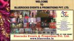 WELCOME TO BLUEROCKS EVENTS & PROMOTIONS PVT. LTD.