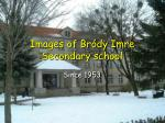 Images of Bródy Imre Secondary school