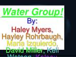 Water Group!