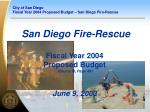 San Diego Fire-Rescue