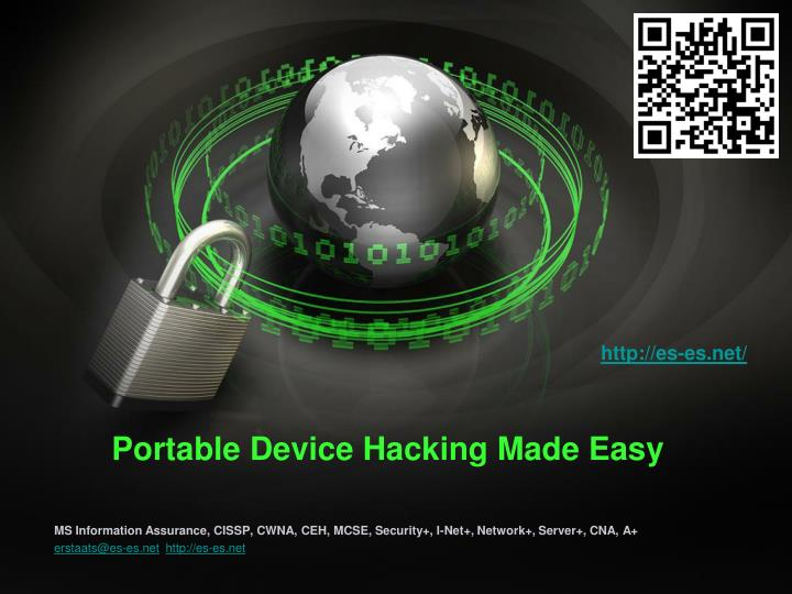 portable device hacking made easy n.
