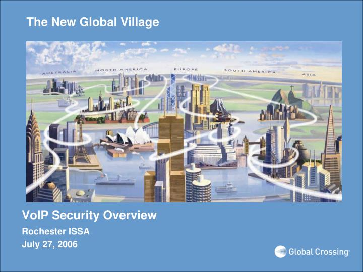 voip security overview n.
