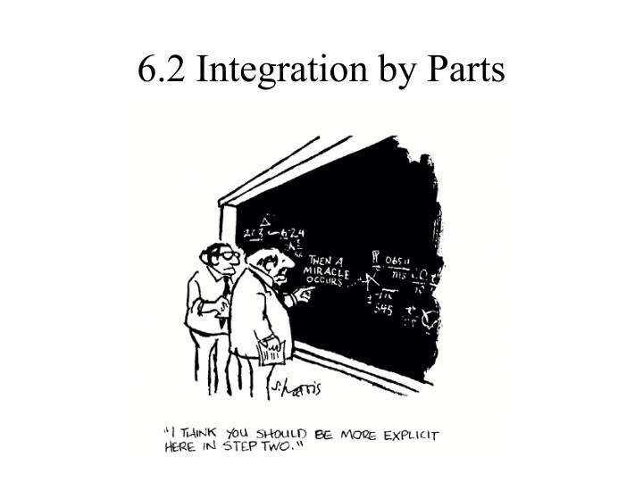 6 2 integration by parts n.