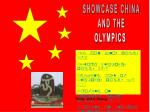 Did you know pages 2-4 History Olympics pages 5-8 Beijing host of Olympics pages 9-10