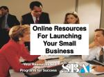 Your Resources and Programs for Success