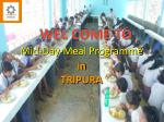 Mid-Day-Meal Programme