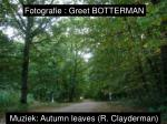 Fotografie : Greet BOTTERMAN
