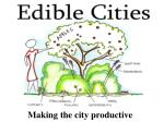 Making the city productive