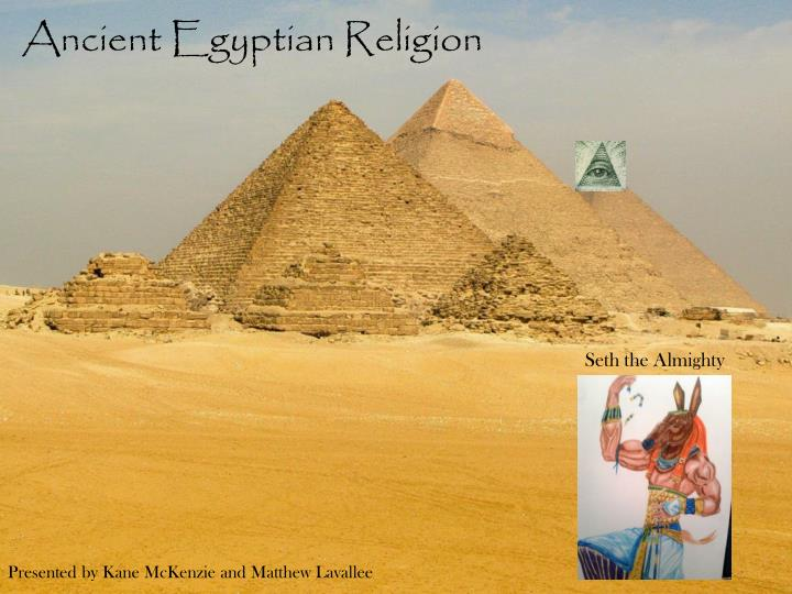 ancient egyptian religion n.