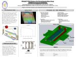 PROJECT TITLE: Design of An Electro-Osmotic Micro Pump